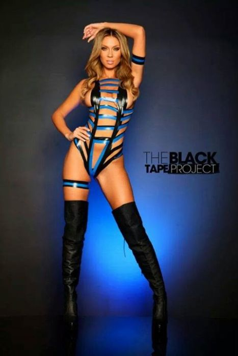 The Black Tape Project Might Be The Hottest Thing Ever (46 pics)
