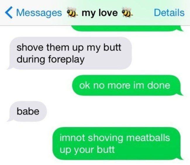 Sometimes Sexting Goes Right And Other Times Very Wrong (20 pics)