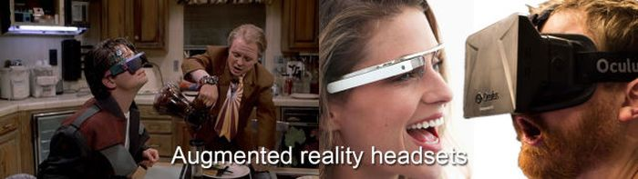 Back to the Future II's Predictions for 2015 vs. Real Life (18 pics)