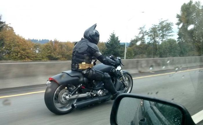 When People Take Their Love Of Batman Too Far (58 pics)
