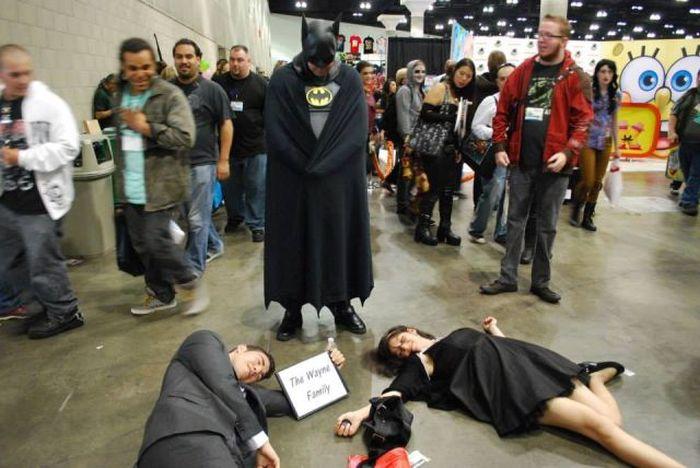 When People Take Their Love Of Batman Too Far (58 pics)