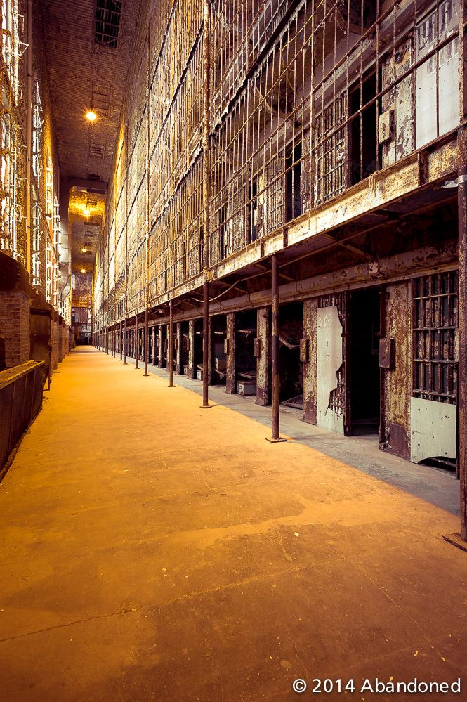 A Look Inside The Ohio State Reformatory 57 Pics