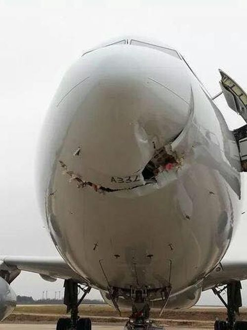 What $30 Million Worth Of Damage Looks Like (7 pics)