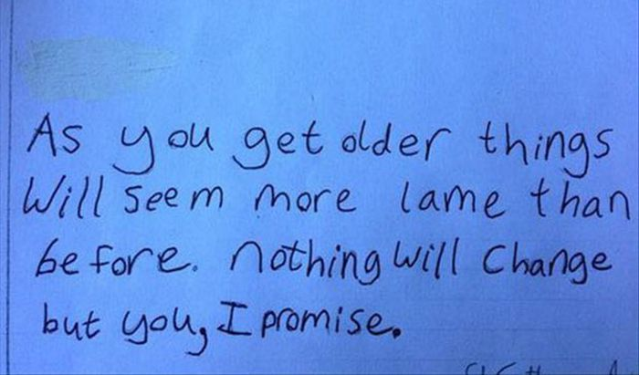Proof That Growing Up Is Definitely A Trap (26 pics)