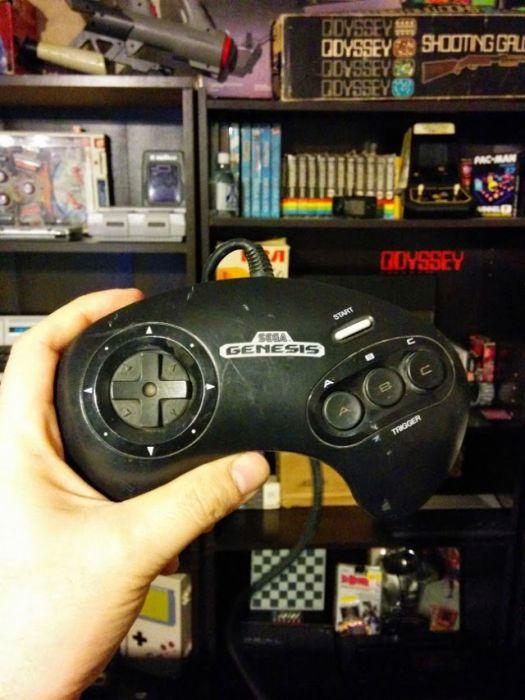 La evolucion del joystick