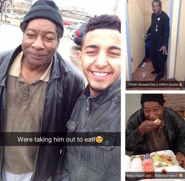 These Photos Will Restore Your Faith in Humanity (25 pics)