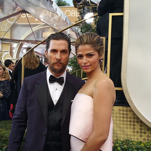 An Inside Look At The 2015 Golden Globes (41 pics)