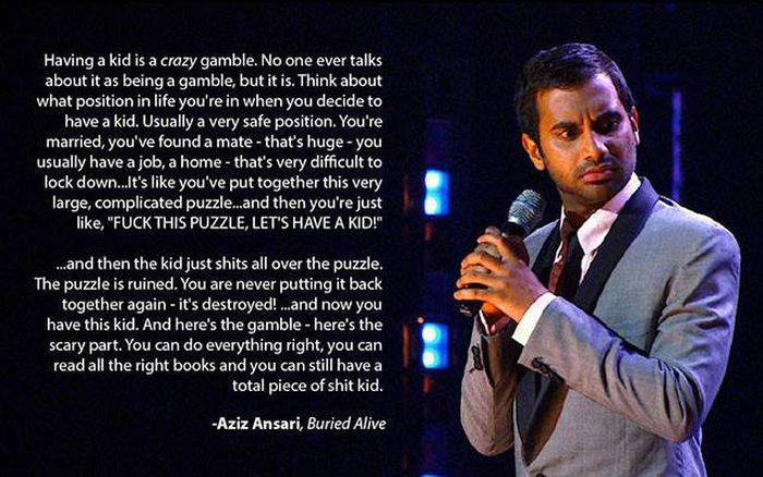 Funny Moments Of Standup Comedy Greatness (22 pics)