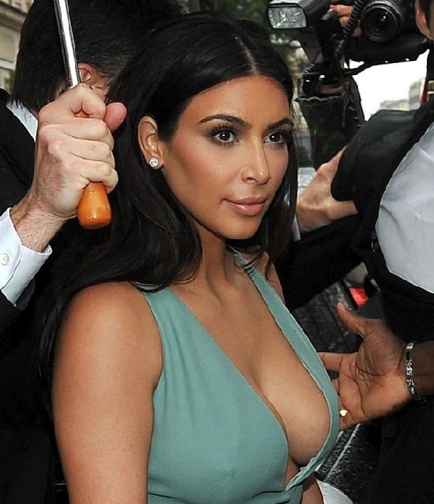 Can Kim kardashian fake cum have not