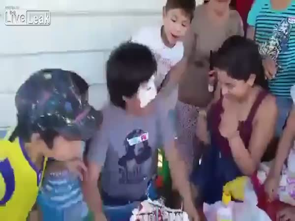 How To Ruin A Birthday Party