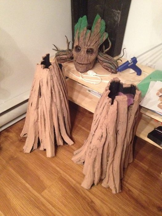 This Groot Costume Is Simply Incredible (20 pics)