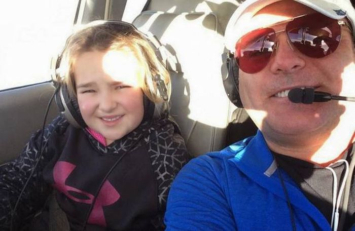 7 Year Old Survives A Plane Crash And Shows Incredible Survival Skills (4 pics)