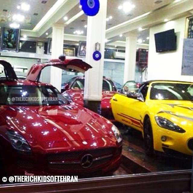The Rich Kids Of Tehran Live Glorious Lives (46 pics)