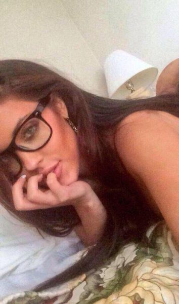 Pretty Girls in Glasses (45 pics)