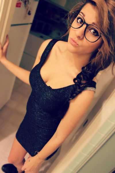 from Jose sexy teen naked nerd with glasses