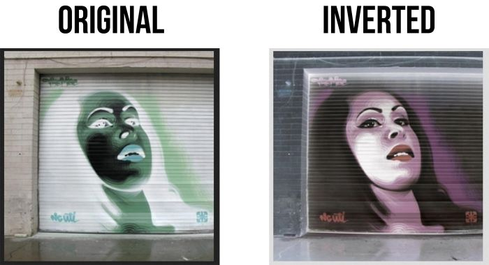 This Graffiti Negative Will Blow Your Mind (3 pics)