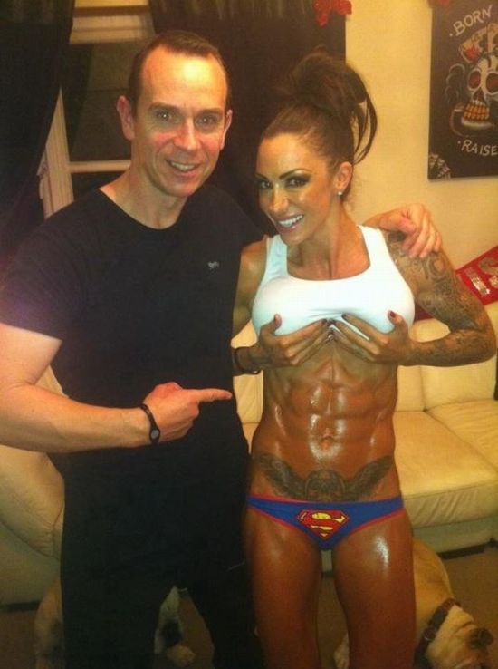 Jodie Marsh Then And Now (4 pics)