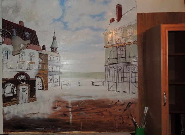 How To Create A Painting From Start To Finish (18 pics)