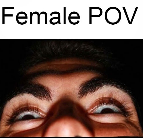 How Men And Women Experience Oral, From Both Point Of Views (2 pics)