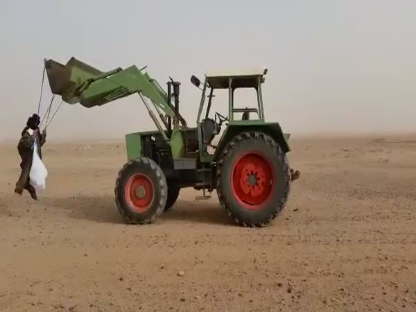 In Saudi Arabias Desert