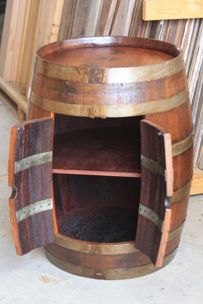 This Guy Creates Some Pretty Epic Stuff From Wine Barrels (31 pics)