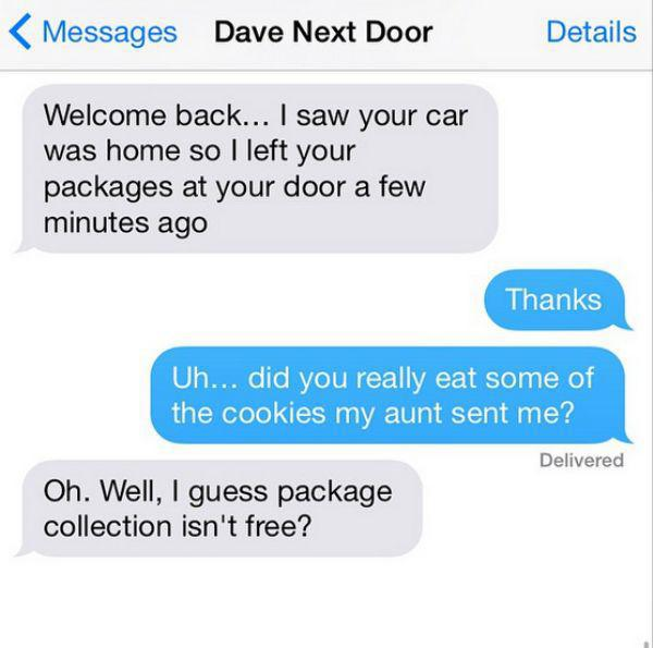 You'll Be Glad You Don't Have Any Of These People For Neighbors (24 pics)