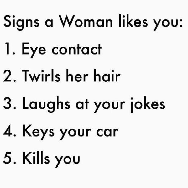 Don't Waste Time Trying To Understand Women, It's No Use (27 pics)