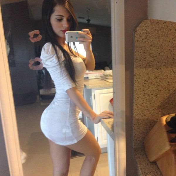 The Tighter The Dress The Sweeter The Juice (43 pics)