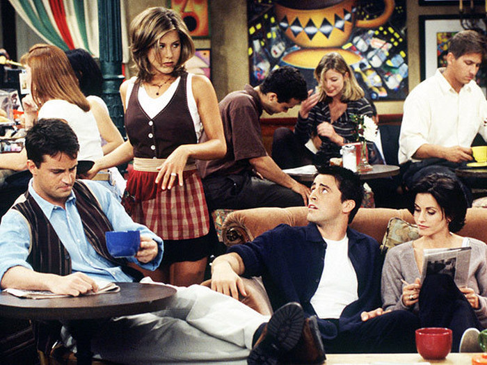 "There Is A Very Important Detail In ""Friends"" You Never Noticed (11 pics)"