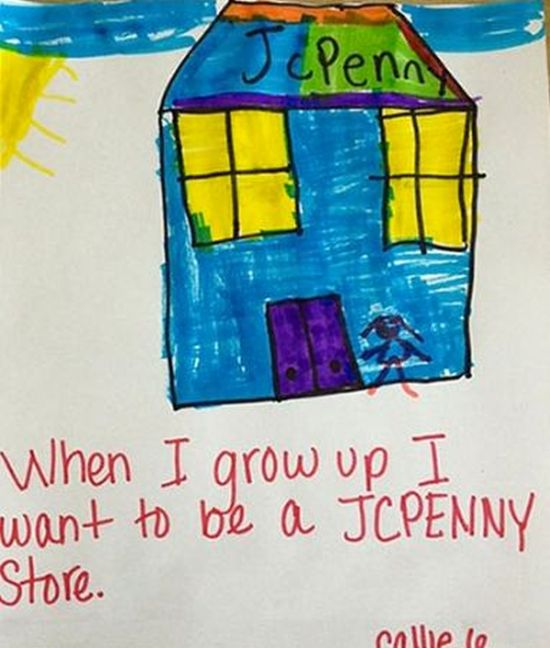 Funny Drawings From Kids (20 pics)