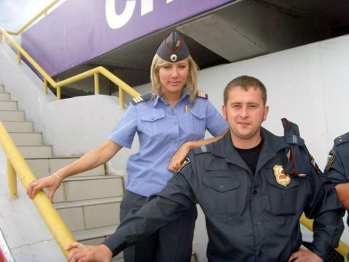 You Probably Wouldn't Mind Being Arrested By These Russian Police Girls (41 pics)