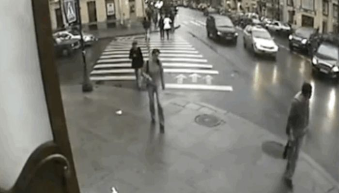 Very Lucky People (23 gifs)
