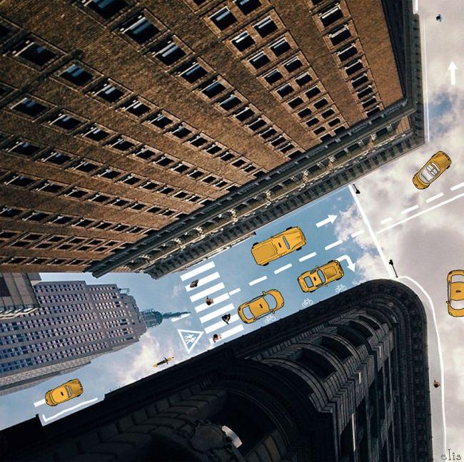 Adding Animation To New York City (22 pics)