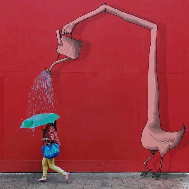 Adding Animation To New York City (22 pics)
