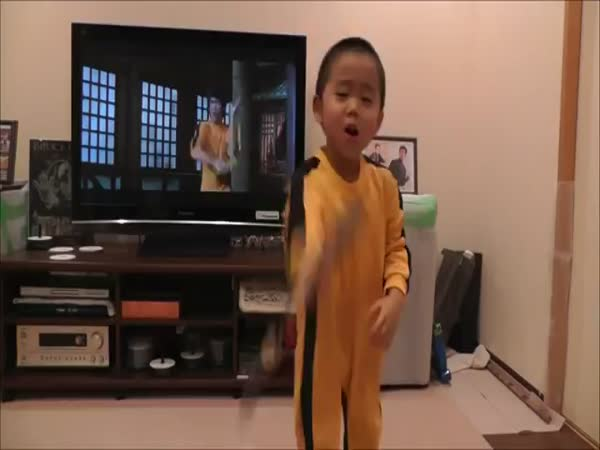 Little Bruce Lee