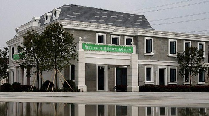 These Villas Were Created Using 3D Printers (8 pics)