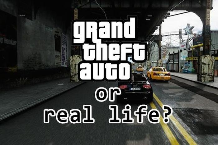 Is This Grand Theft Auto Or Real Life? (24 pics)