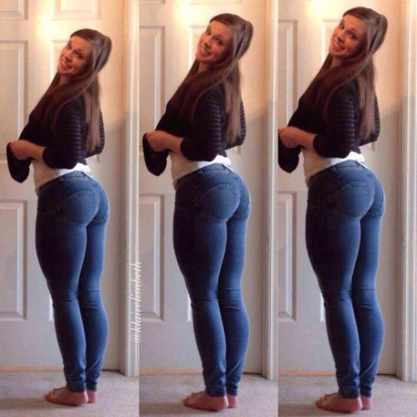 Big asses with jeans opinion you