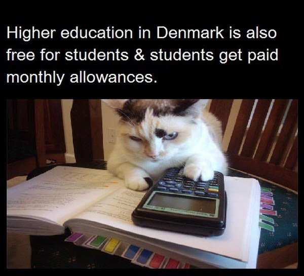 Facts You Probably Didn't Know About Denmark (10 pics)