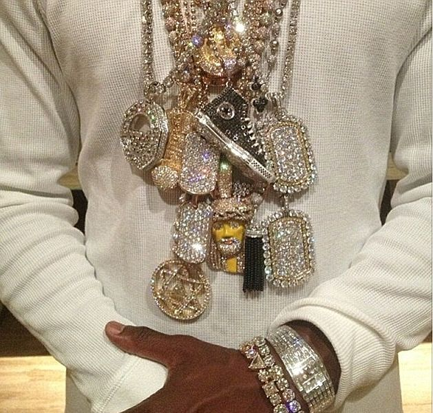 Inside Floyd Mayweather's Awesome Life (27 pics)
