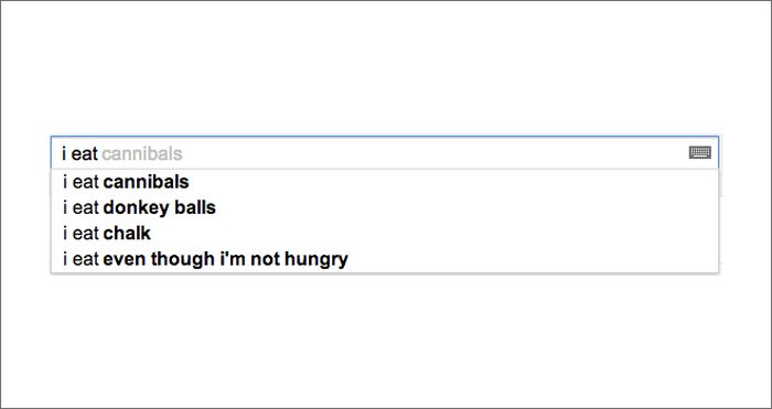 When Google Search Accidentally Writes Poetry (19 pics)
