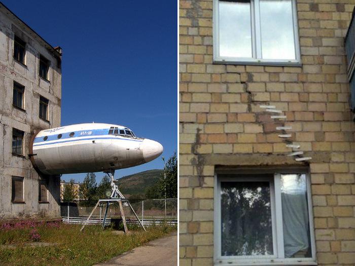 Russians Create Some Unique Architecture (36 pics)