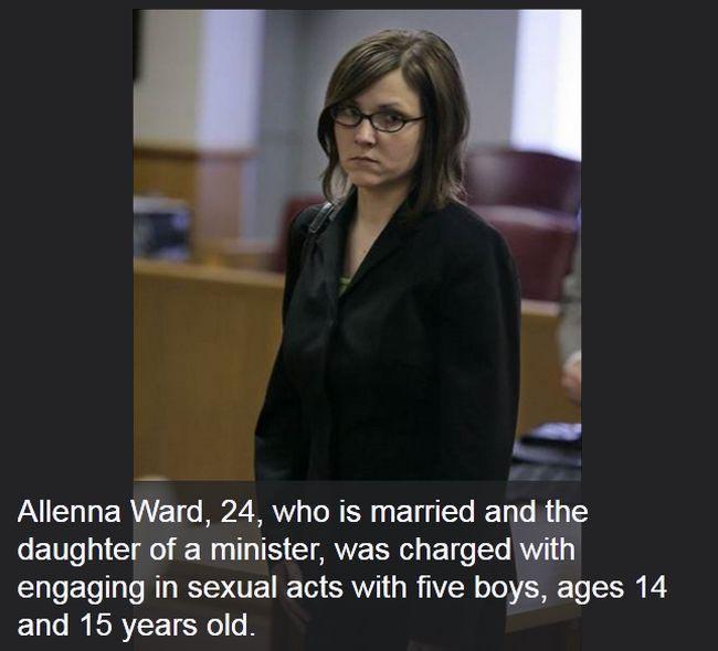 Teachers Accused Of Having Sex With Teens (26 pics)