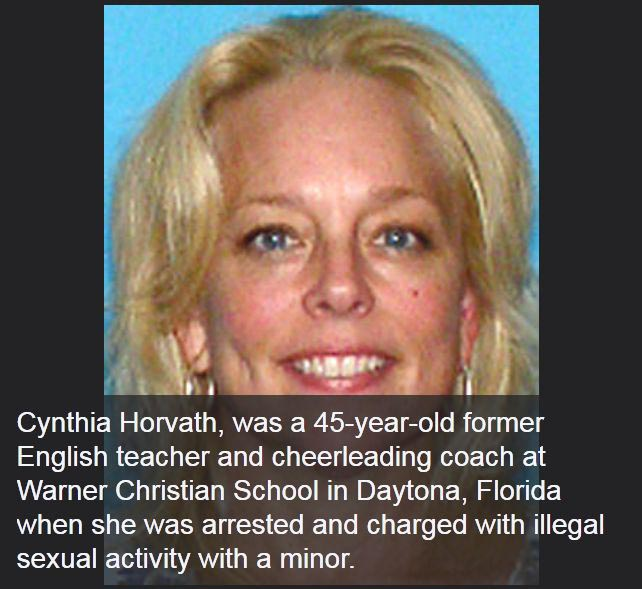 Teachers Accused Of Having Sex With Teens (26 pics)