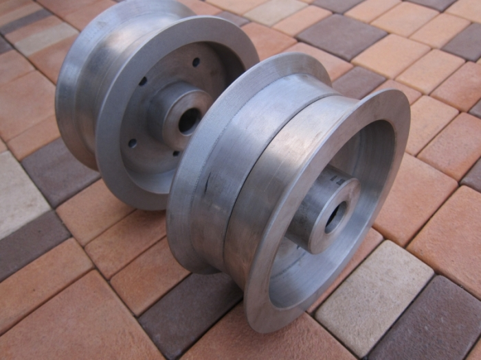 DIY Alloy Wheels From Start To Finish (20 pics)