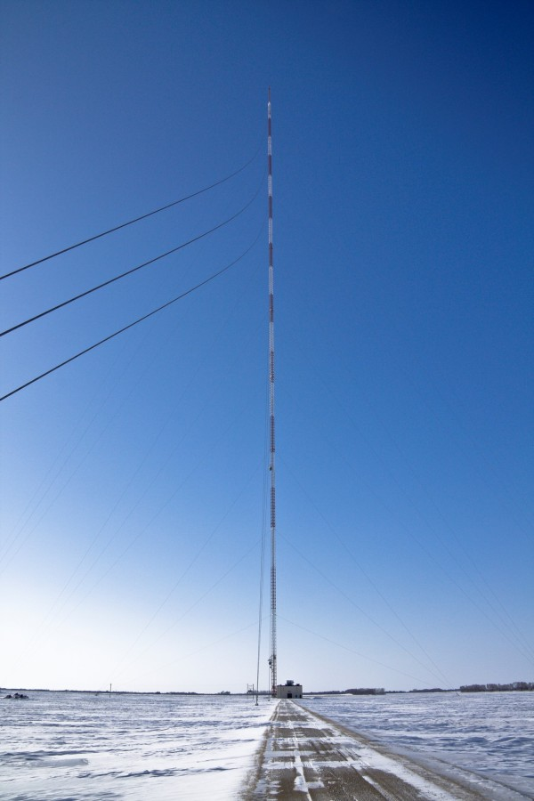 The Highest TV Tower In The World (9 pics)