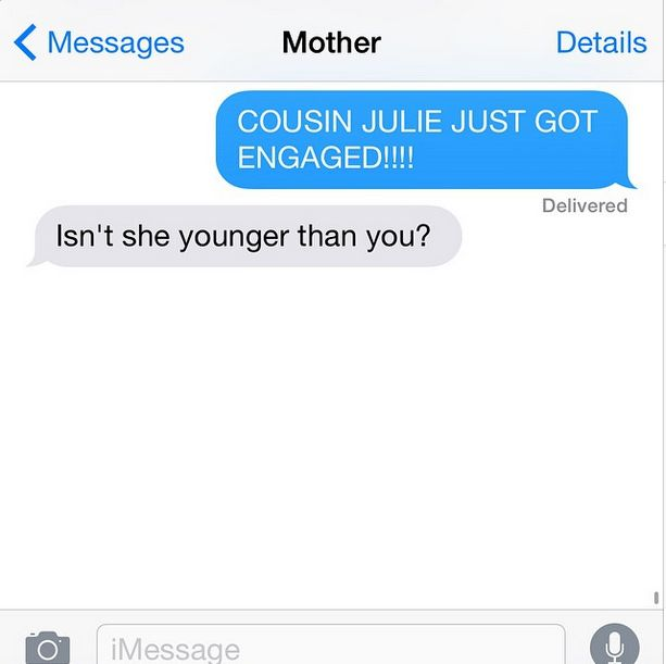 This Instagram Account Sounds Just Like Your Mother (17 pics)