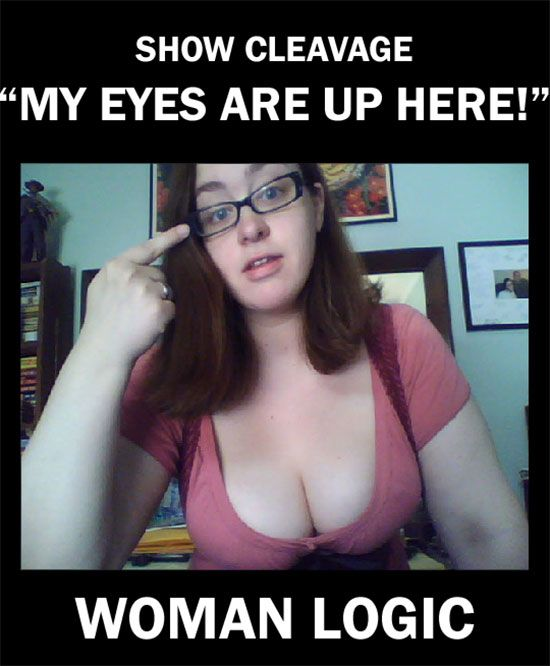 Proof That It's Impossible To Understand Women (16 pics)