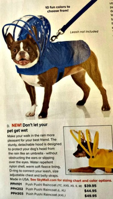 The 23 Most Useless Items Sold On SkyMall (23 pics)