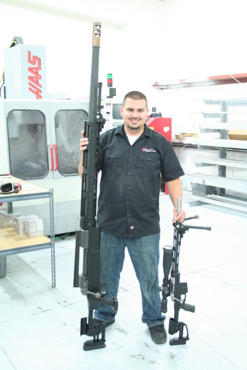 This Is What 14.9-mm Rifle Looks Like (4 pics)